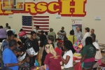 The Health Fair provided information resourses for hundreds of residents