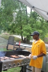 The Avondale Youth Council and ACDC kept the grill full